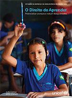 Capa do Relatório Unicef