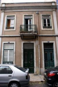 Casa que arrendamos em Lisboa
