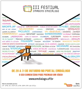 III FESTIVAL IMAGENS EMdiálogo - www.emdialogo.uff.br