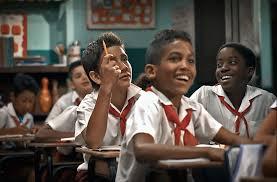 """Cena do filme """"Uma escola em Havana"""""""