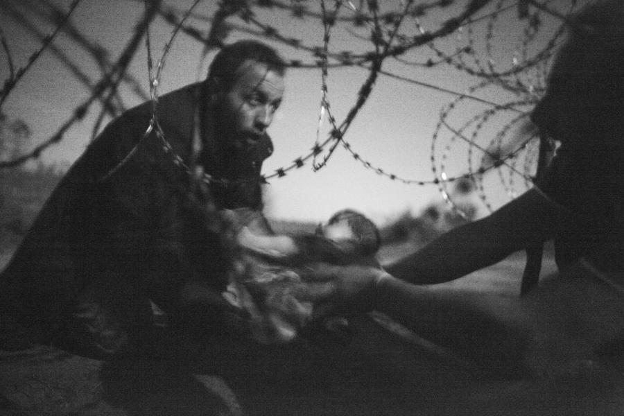 World Press Photo of the Year Warren Richardson