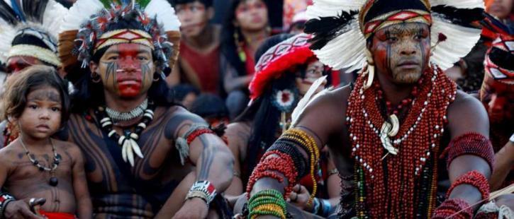 Mostra Corpos da terra – imagens dos povos indígenas no cinemabrasileiro