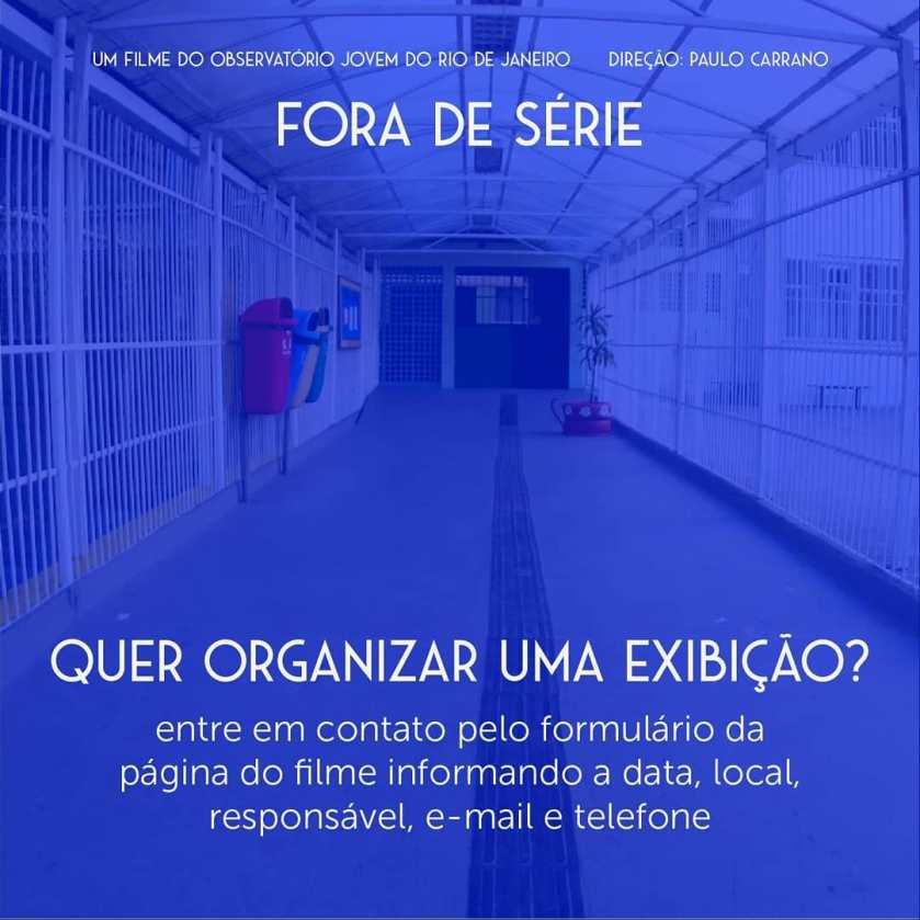 foradeserie_organiza_exibe