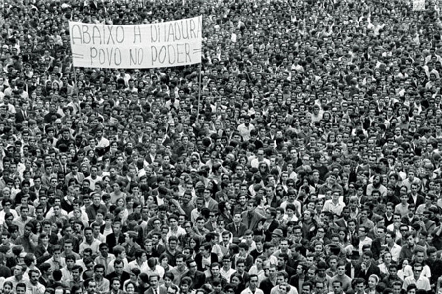 50 filmes sobre a ditadura noBrasil